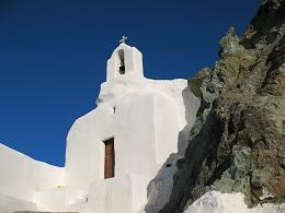 Naxos Town Seafront