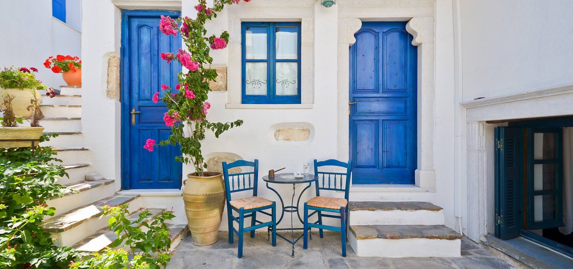 Venetiko Apartments in Naxos